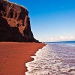 Красный песок и другие необычные места Байкала