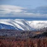 Прибайкалье – горный регион Восточной Сибири