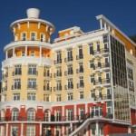 Самый большой отель Байкала – «Маяк»